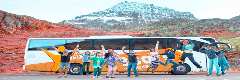 Кращі автобусні тури Європою